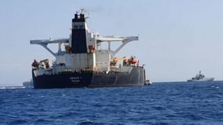 Grace 1 tankeri