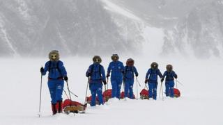 Жінки в Антарктиці