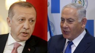 Erdogan, Netanyahu, Turki, Israel