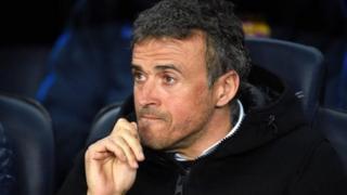 لويس إنريكي يرحل عن برشلونة بنهاية الموسم