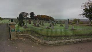 Leslie Cemetery in Glenrothes