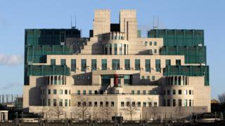 Штаб-квартира британской разведки