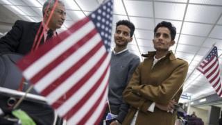 ABD'ye giren Yemen vatandaşları