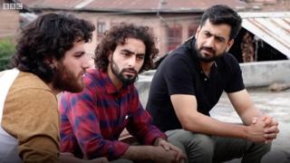 कश्मीरी युवाहरू