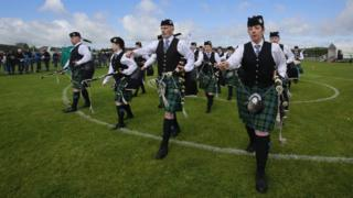 British Pipe Band Championship