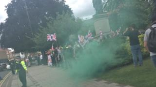 Grantham demo