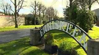 Enniskeen area of Craigavon
