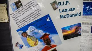 Memorial for Laquan McDonald