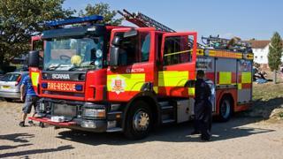 Essex fire engine