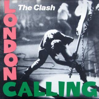 London Calling album cover