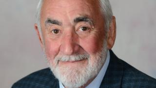 Councillor Jim Marsh