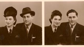 Raphael and Fanny Bodin