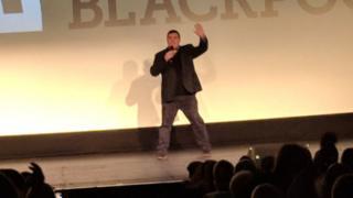 Peter Kay at Blackpool Opera House on 7 April 2018