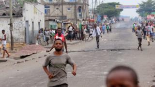 ICC ivuga ko ubwicanyi buheruka mu myiyerekano muri Kongo bushobora gukurikiranwa n'iyo sentare