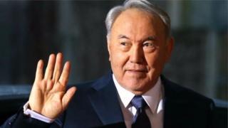 Казакстандын президенти Нурсултан Назарбаев 19-апрель күнү Казакстан дин башкармалыгынын өкүлдөрү менен жолугушту