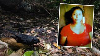 Vilma Trujillo and where she was set alight