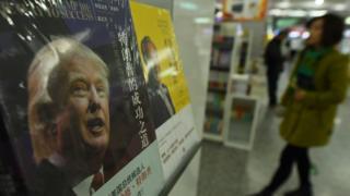 Donald Trump memiliki banyak pengagum di Cina terkait bisnisnya dan ucapannya yang blak-blakan.