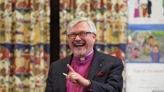 Bishop Andrew Proud