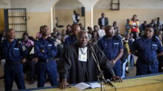 Kabila, Mende, General Numbi, Chebeya, RDC