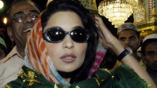 L'actrice pakistanaise Meera est libre de se marier si elle le souhaite.