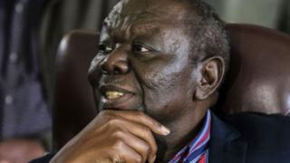 Morgan Tsvangirai yitavye Imana afise imyaka 65