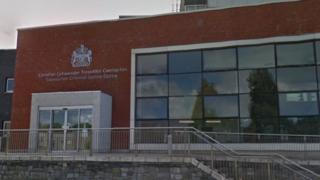 Caernarfon Magistrates' Court