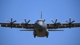 Australia fires: US crew ineffective in firefighting airplane fracture thumbnail