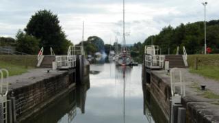 Lydney Harbour