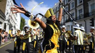 карнавал в Ноттинг-хилл