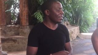 Emmanuel Abisai yatsindiye imiliyoni zibiri z'amadolari mu kubura inkino z'umupira w'amaguru