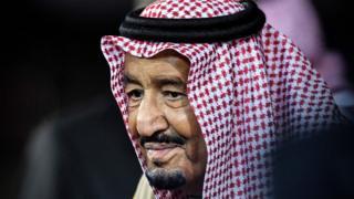 Suudi Kral Selman bin Abdülaziz