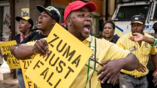 Abiyamiriza Prezida Zuma