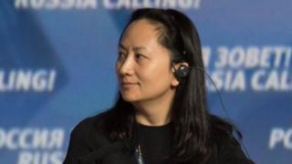 Bà Mạnh Vãn Chu là con gái của người sáng lập Huawei