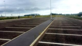 Craibstone Park and Ride