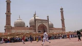 दिल्ली की गर्मी