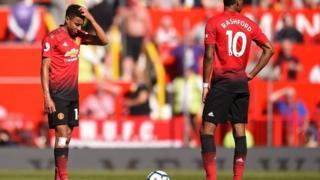 Awon agba bọlu Manchester United
