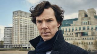 Benedict Cumberbatch 'honoured' to top favourite BBC characters poll