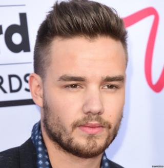 This is a picture of Liam Payne