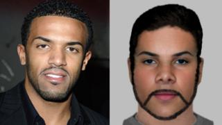 Craig David and the e-fit