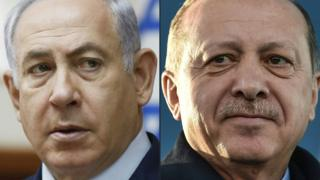 Netanyahu ve Erdoğan