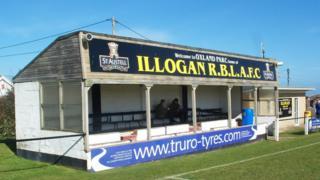Illogan stand