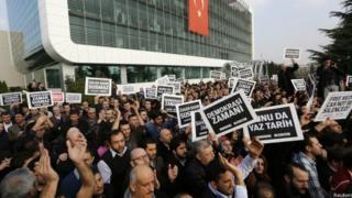 Turquie, manifestation
