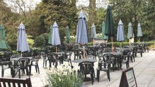 Botanics tea garden