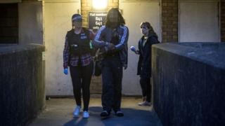 Raid at address in Lewisham