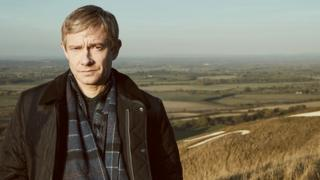 Martin Freeman as Steve Fulcher in A Confession