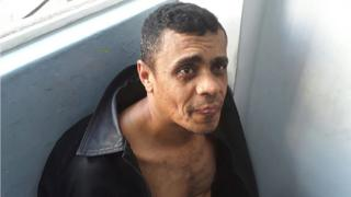 O suspeito do ataque a Bolsonaro, Adélio Bispo de Oliveira