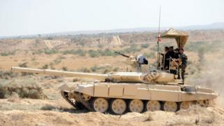 Индийский Т-90