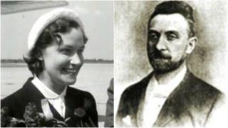 Kathleen Ferrier and Sir Pryce Pryce-Jones