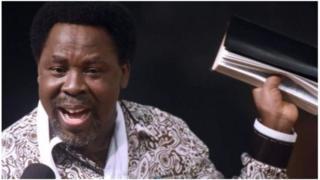TB Joshua afise abantu imiliyoni n'imiliyoni bamwemera ku mugabane wa Afrika
