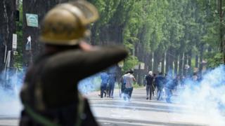 印控喀什米爾長期騷亂不斷